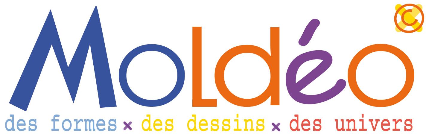 Logo Moldéo Couleur Entier Hd