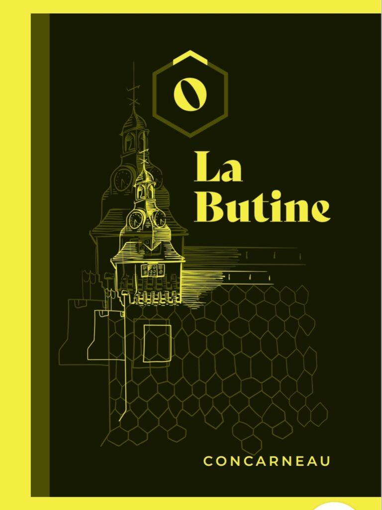 Ô La Butine - miel et Hydromel